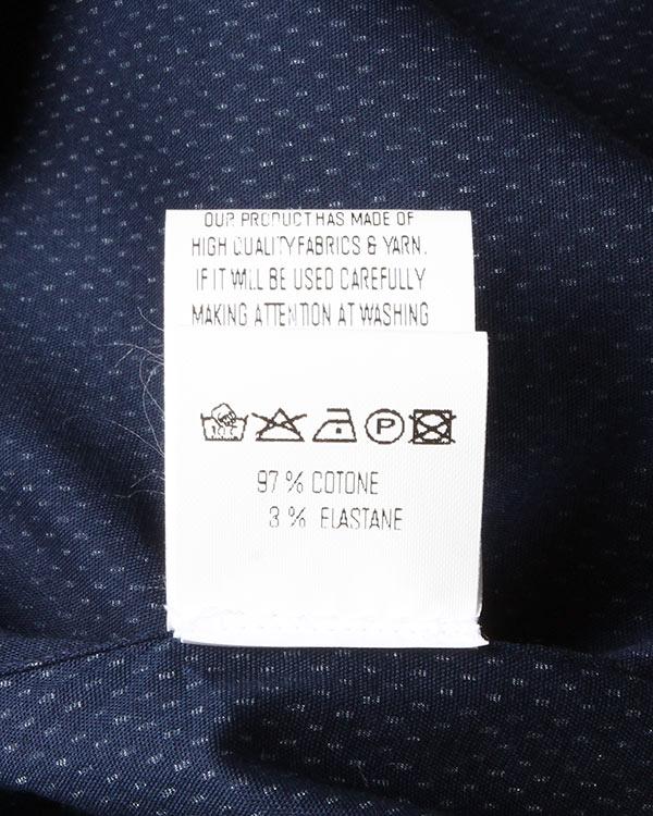 мужская рубашка Obvious Basic, сезон: лето 2016. Купить за 6300 руб. | Фото 5