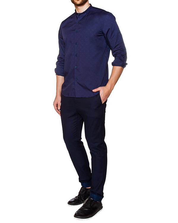 мужская рубашка Obvious Basic, сезон: лето 2016. Купить за 5700 руб. | Фото 3