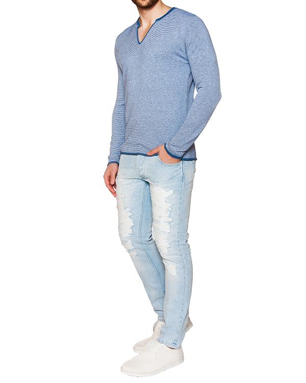 мужская пуловер Obvious Basic, сезон: лето 2016. Купить за 6900 руб. | Фото 3