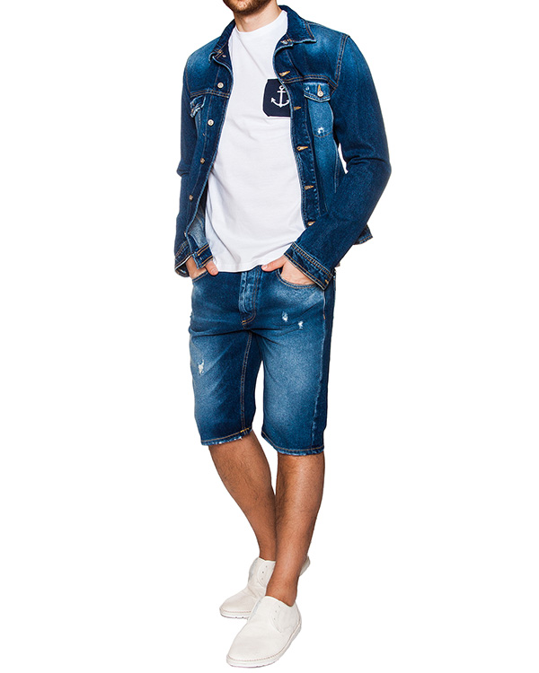 мужская футболка Obvious Basic, сезон: лето 2016. Купить за 3400 руб. | Фото 3