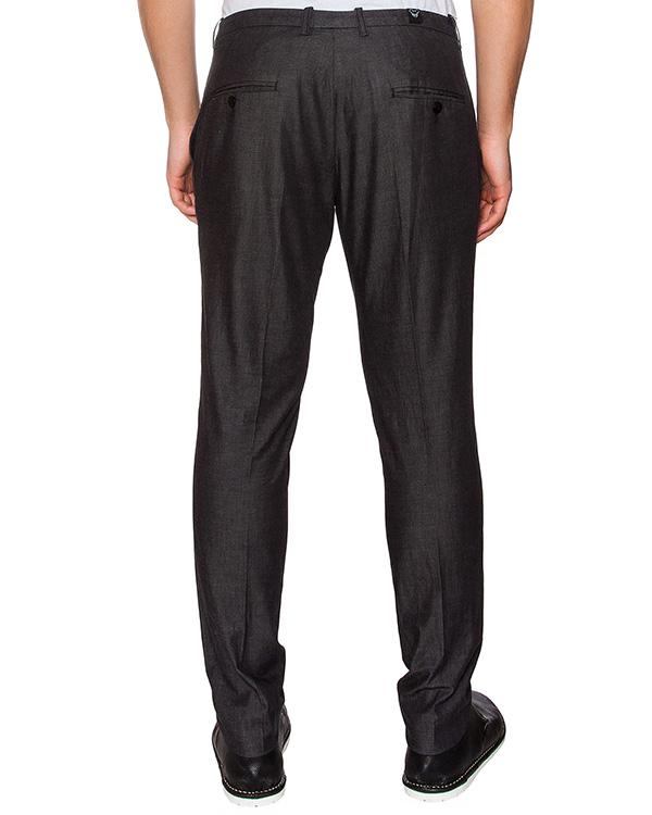 мужская брюки Obvious Basic, сезон: лето 2016. Купить за 8300 руб. | Фото 2