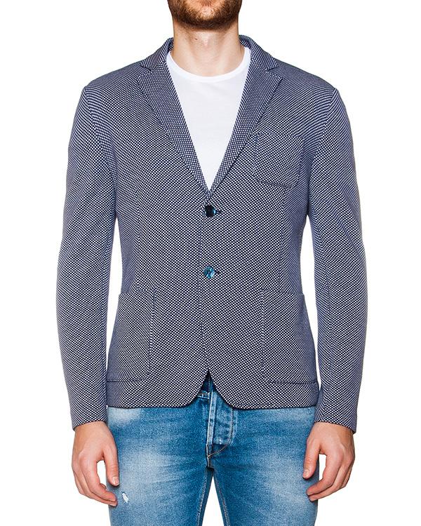 мужская пиджак Obvious Basic, сезон: лето 2016. Купить за 14600 руб. | Фото 1