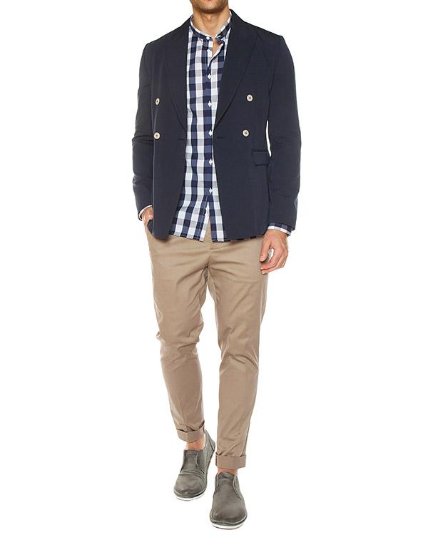 мужская пиджак Obvious Basic, сезон: лето 2017. Купить за 12400 руб. | Фото $i