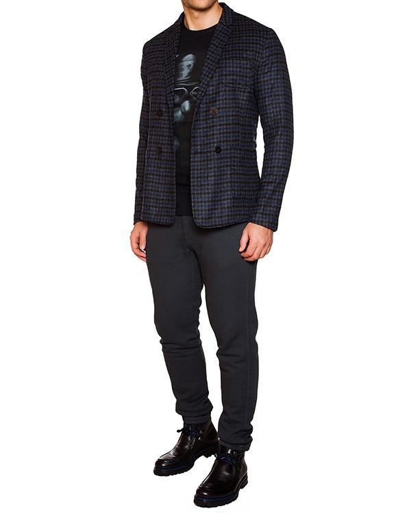 мужская пиджак Obvious Basic, сезон: зима 2015/16. Купить за 16700 руб. | Фото 3