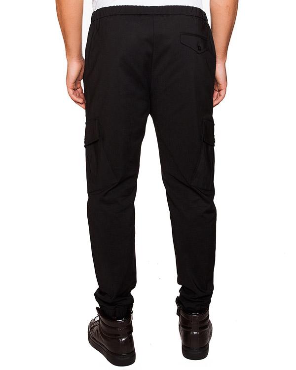 мужская брюки Obvious Basic, сезон: зима 2015/16. Купить за 14000 руб. | Фото 2