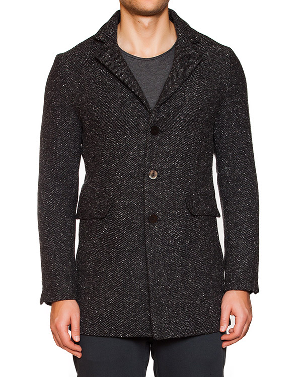 мужская пальто Obvious Basic, сезон: зима 2015/16. Купить за 30400 руб. | Фото 1