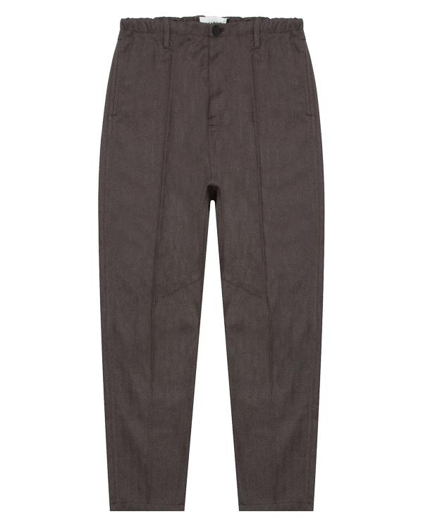 брюки зауженного силуэта  артикул OBW17460P107F марки Obvious Basic купить за 14100 руб.