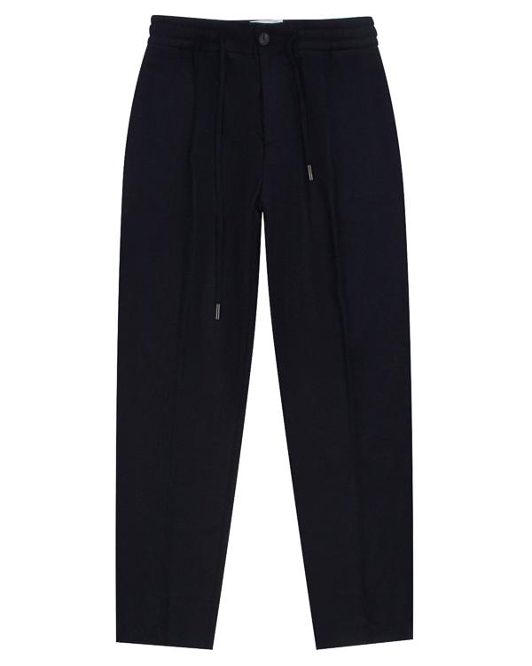 брюки из мягкого материала  артикул OBW17461P108S марки Obvious Basic купить за 12300 руб.