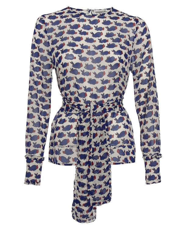 блуза  артикул OLAVI марки Essentiel купить за 12500 руб.