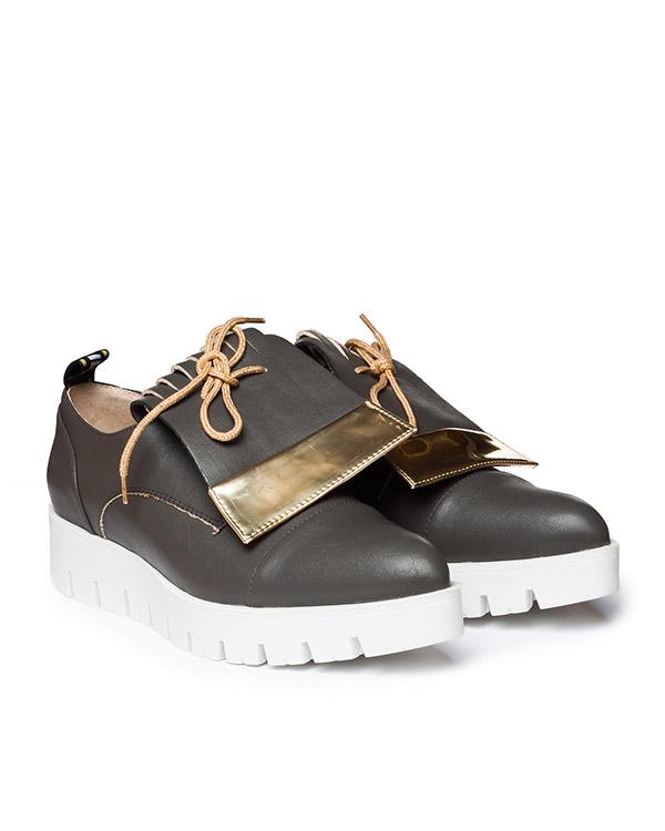 женская туфли Leo Studio Design, сезон: зима 2015/16. Купить за 6800 руб. | Фото 2