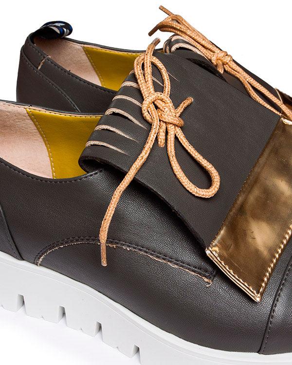 женская туфли Leo Studio Design, сезон: зима 2015/16. Купить за 6800 руб. | Фото 4