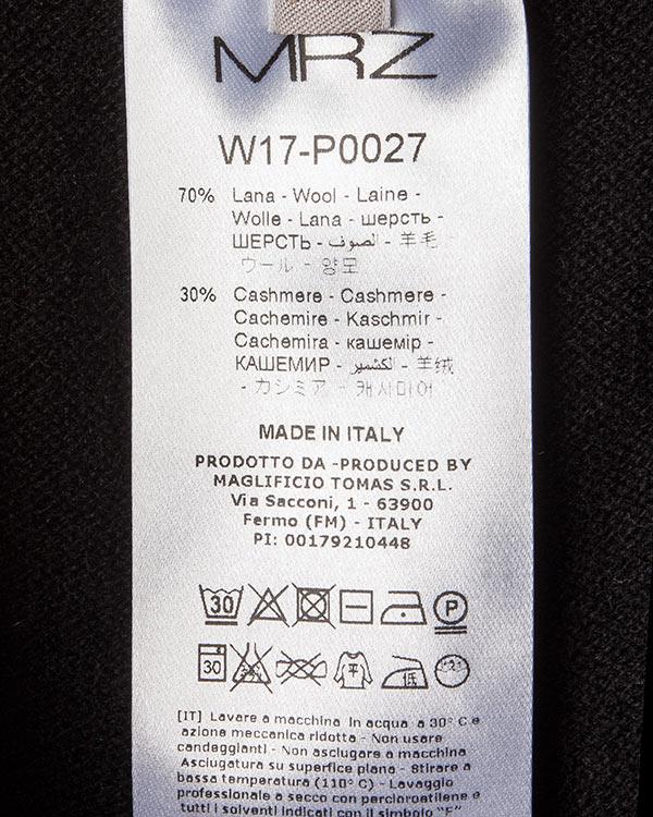 женская брюки MRZ, сезон: зима 2016/17. Купить за 17600 руб. | Фото 5