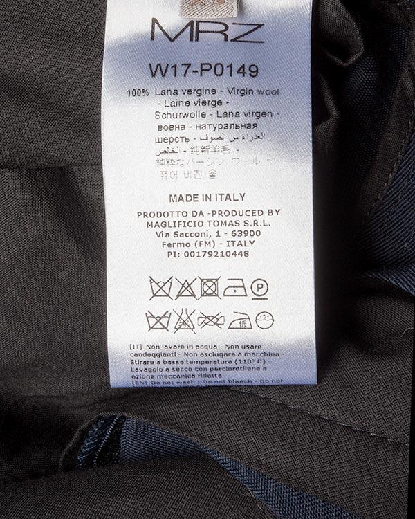 женская брюки MRZ, сезон: зима 2016/17. Купить за 19000 руб. | Фото 5