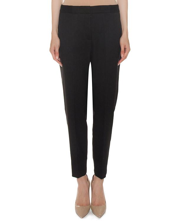 брюки из шерсти черного цвета артикул P04995-05A марки Peserico купить за 30000 руб.
