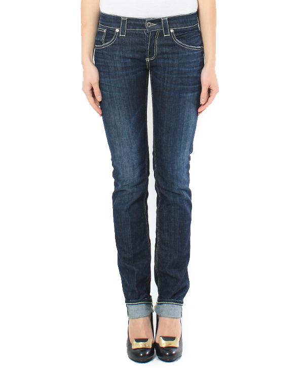 женская джинсы DONDUP, сезон: зима 2011/12. Купить за 6300 руб. | Фото 1