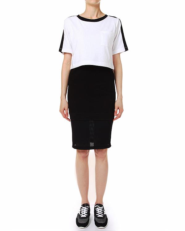 женская платье DKNY, сезон: лето 2014. Купить за 5900 руб. | Фото 1