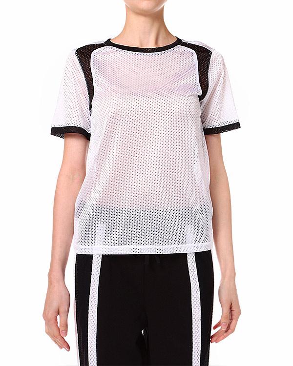 женская футболка DKNY, сезон: лето 2014. Купить за 3900 руб. | Фото $i