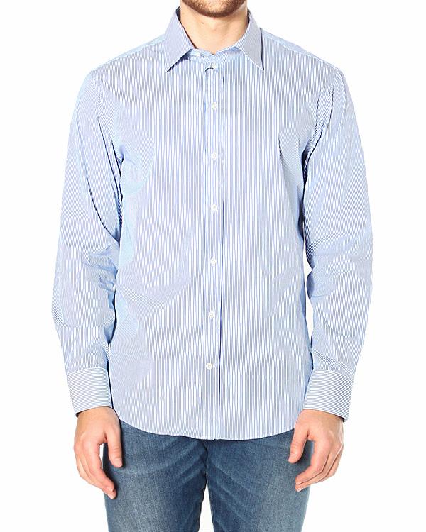 мужская рубашка EMPORIO ARMANI, сезон: зима 2014/15. Купить за 5700 руб. | Фото 1