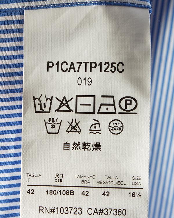 мужская рубашка EMPORIO ARMANI, сезон: зима 2014/15. Купить за 5700 руб. | Фото 5