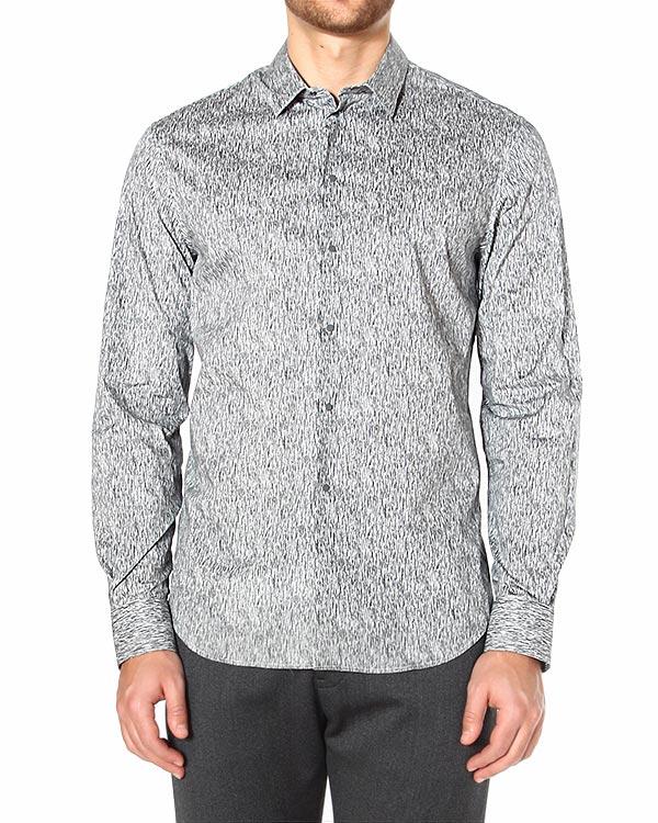 мужская рубашка EMPORIO ARMANI, сезон: зима 2014/15. Купить за 8700 руб. | Фото 1