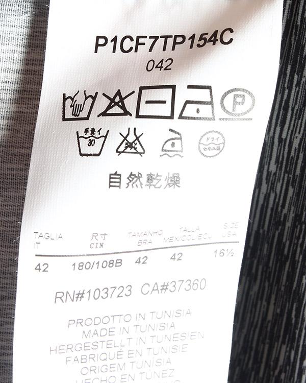 мужская рубашка EMPORIO ARMANI, сезон: зима 2014/15. Купить за 8700 руб. | Фото 5