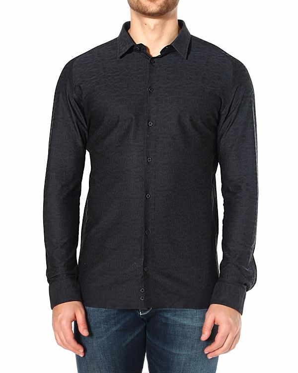 мужская рубашка EMPORIO ARMANI, сезон: зима 2014/15. Купить за 10200 руб. | Фото 1
