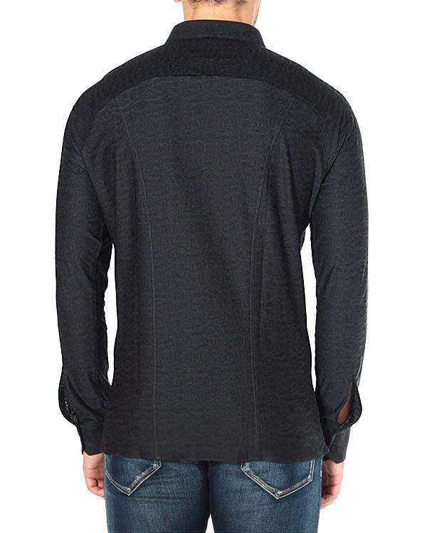 мужская рубашка EMPORIO ARMANI, сезон: зима 2014/15. Купить за 10200 руб. | Фото 2