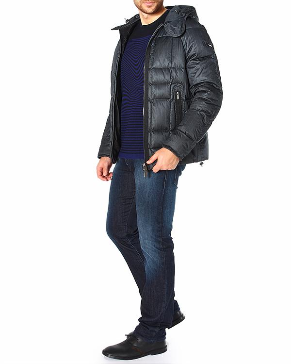 мужская джемпер EMPORIO ARMANI, сезон: зима 2014/15. Купить за 11500 руб.   Фото 3
