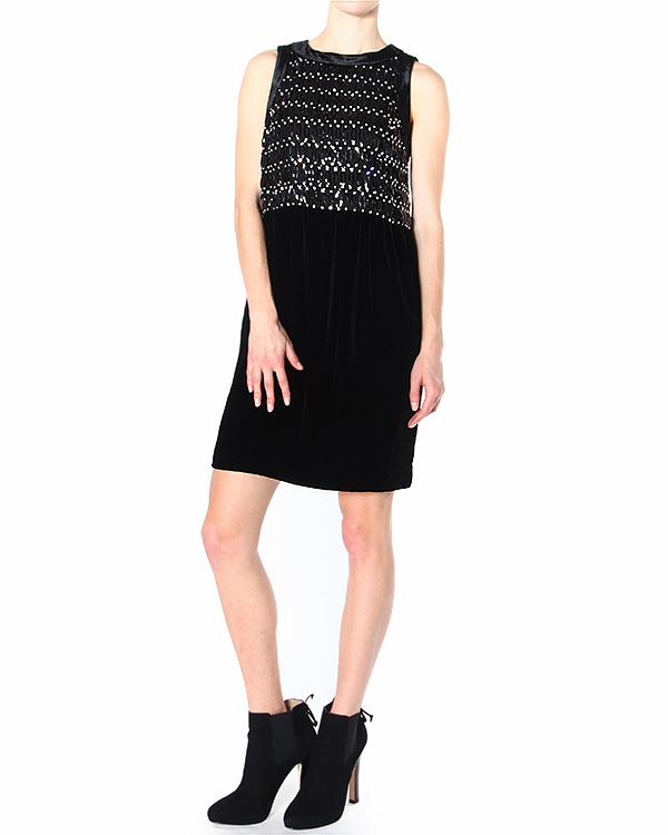 женская платье EMPORIO ARMANI, сезон: зима 2014/15. Купить за 53500 руб. | Фото 2