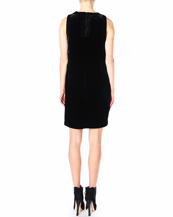 женская платье EMPORIO ARMANI, сезон: зима 2014/15. Купить за 53500 руб. | Фото 3