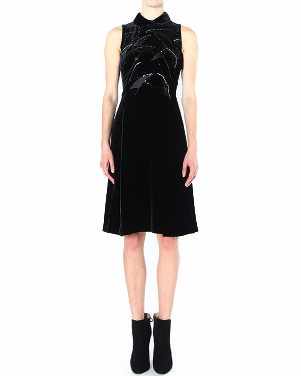 женская платье EMPORIO ARMANI, сезон: зима 2014/15. Купить за 43400 руб. | Фото 1