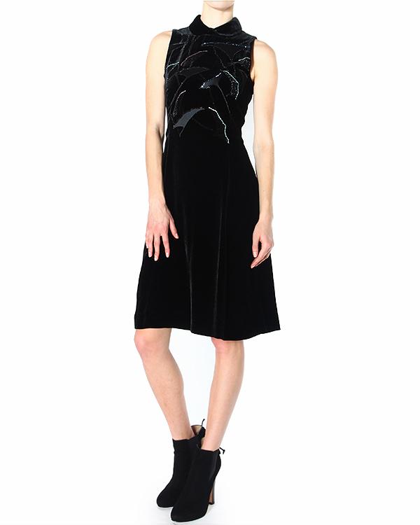 женская платье EMPORIO ARMANI, сезон: зима 2014/15. Купить за 43400 руб. | Фото 2