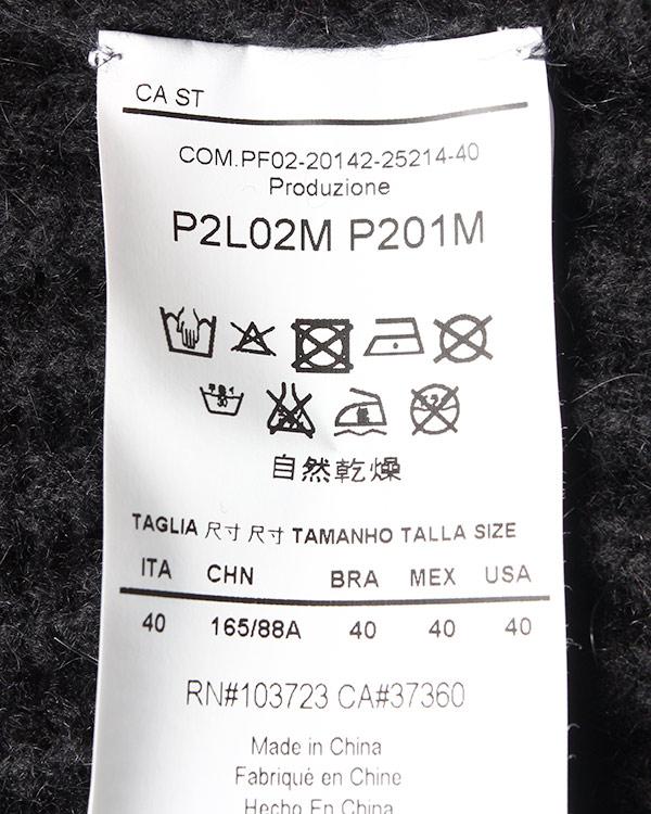 женская пальто EMPORIO ARMANI, сезон: зима 2014/15. Купить за 21900 руб. | Фото 5