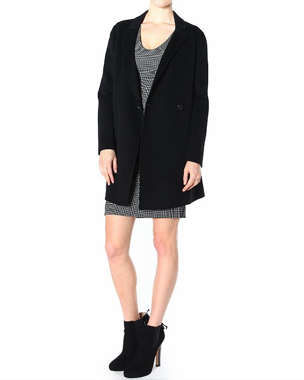 женская пальто EMPORIO ARMANI, сезон: зима 2014/15. Купить за 49000 руб. | Фото $i