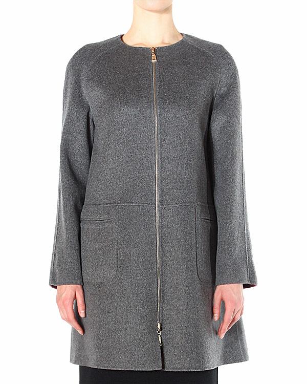женская пальто EMPORIO ARMANI, сезон: зима 2014/15. Купить за 29700 руб. | Фото 1