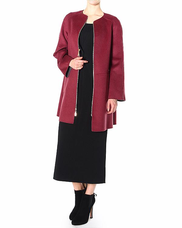 женская пальто EMPORIO ARMANI, сезон: зима 2014/15. Купить за 29700 руб. | Фото 3