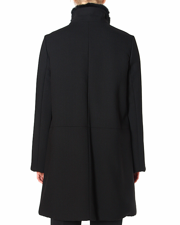 женская пальто EMPORIO ARMANI, сезон: зима 2014/15. Купить за 52400 руб. | Фото $i