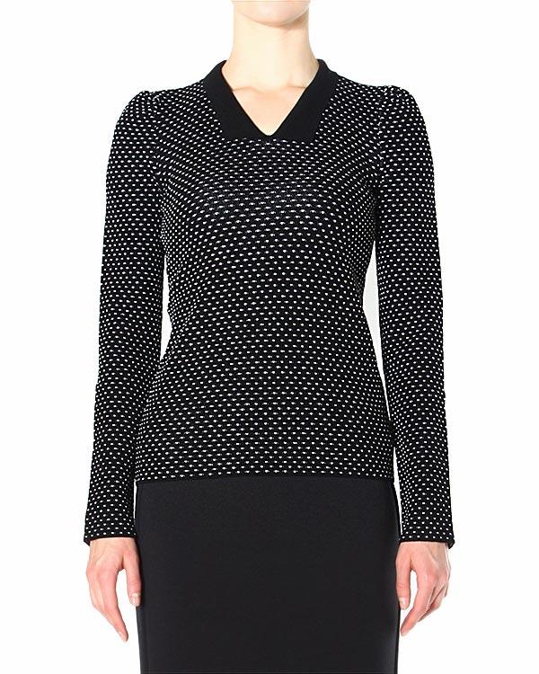 женская пуловер EMPORIO ARMANI, сезон: зима 2014/15. Купить за 15500 руб. | Фото $i