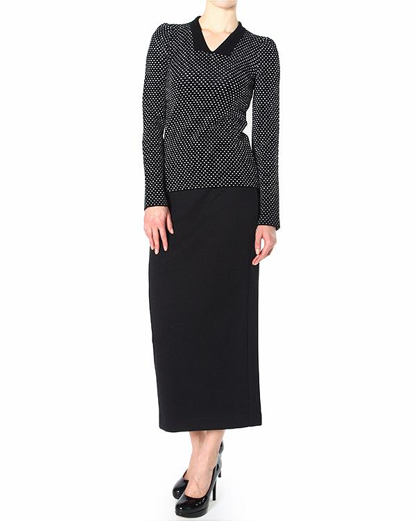 женская пуловер EMPORIO ARMANI, сезон: зима 2014/15. Купить за 15500 руб. | Фото 3