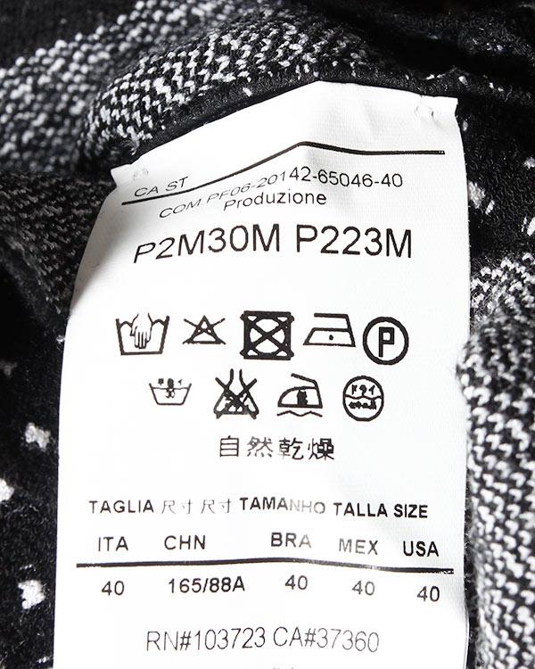 женская пуловер EMPORIO ARMANI, сезон: зима 2014/15. Купить за 15500 руб. | Фото 5