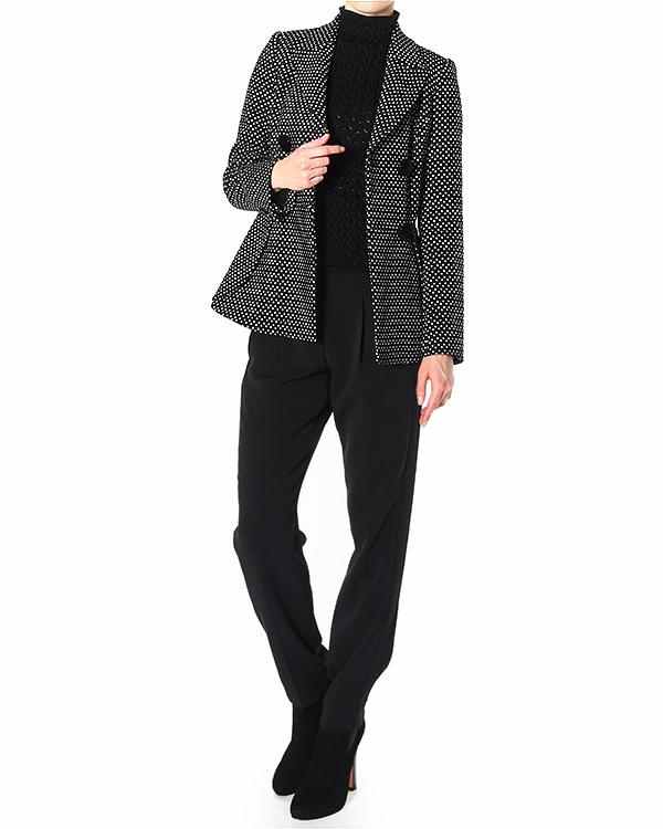 женская брюки EMPORIO ARMANI, сезон: зима 2014/15. Купить за 11000 руб. | Фото 3