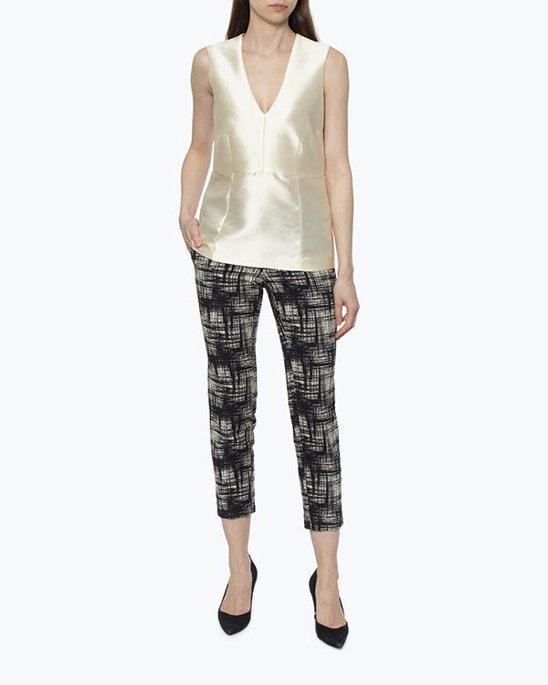 женская брюки SEMI-COUTURE, сезон: лето 2015. Купить за 12400 руб. | Фото 2