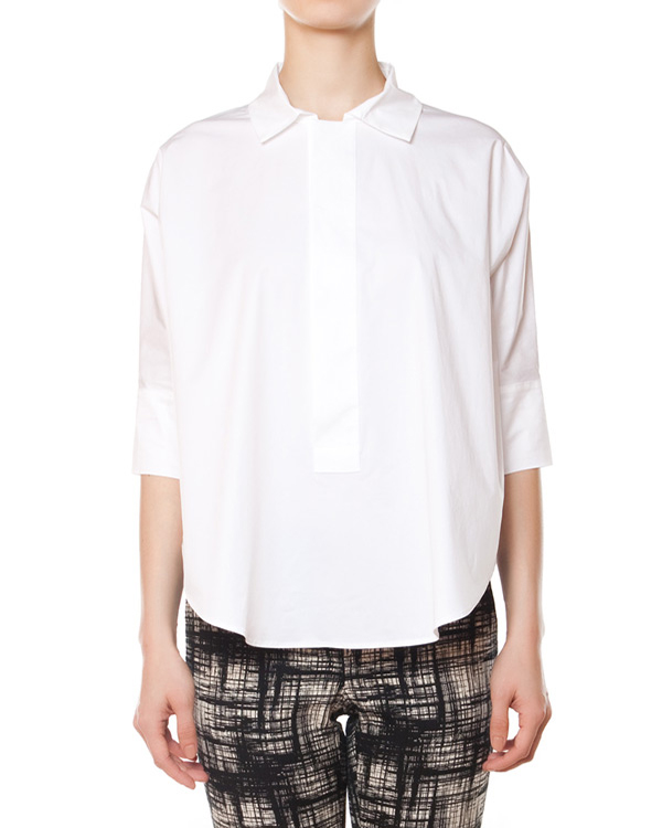 женская блуза SEMI-COUTURE, сезон: лето 2015. Купить за 12900 руб. | Фото 1