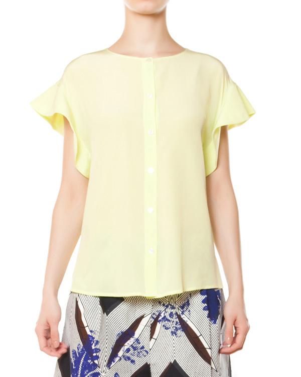 женская блуза SEMI-COUTURE, сезон: лето 2015. Купить за 13100 руб. | Фото 1