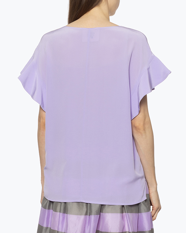 женская блуза SEMI-COUTURE, сезон: лето 2015. Купить за 13100 руб. | Фото 4