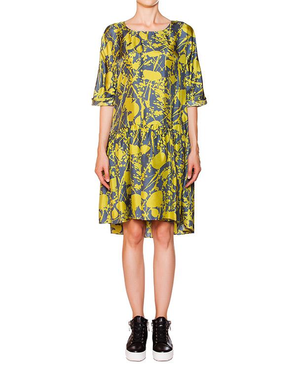 женская платье SEMI-COUTURE, сезон: зима 2015/16. Купить за 13100 руб. | Фото 1