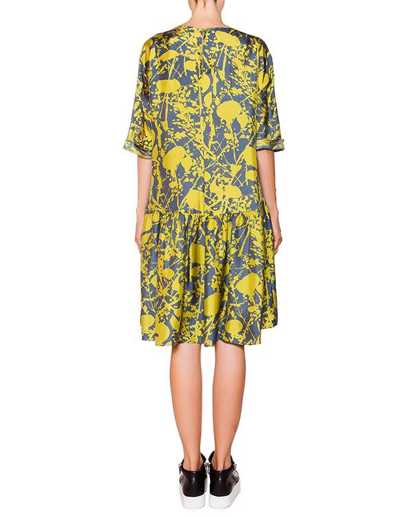 женская платье SEMI-COUTURE, сезон: зима 2015/16. Купить за 13100 руб. | Фото 2