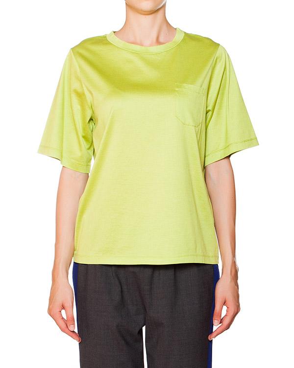 женская футболка SEMI-COUTURE, сезон: зима 2015/16. Купить за 5000 руб. | Фото 1