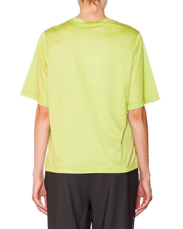 женская футболка SEMI-COUTURE, сезон: зима 2015/16. Купить за 5000 руб. | Фото 2