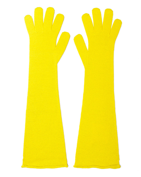 аксессуары перчатки SEMI-COUTURE, сезон: зима 2015/16. Купить за 2700 руб. | Фото 1